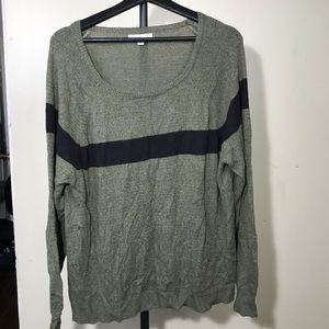 American Eagle Green sweeter XL